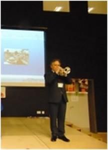 bugle remembrance day 2015