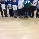 Pupils get Active for the NSPCC
